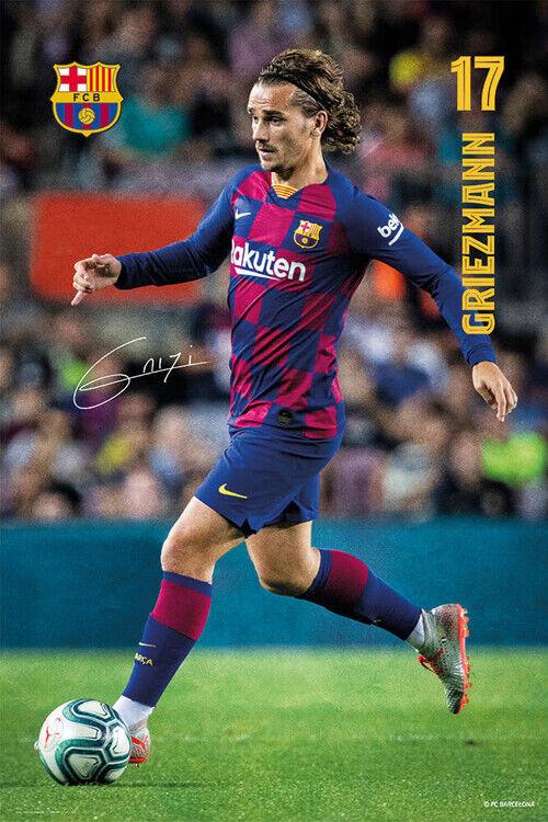 Griezmann kembali ke atletico madrid dengan status pinjaman dengan opsi pembelian pada tenggat bursa transfer musim panas lalu. Antoine Griezmann SUPERSTAR FC Barcelona 2020 La Liga ...