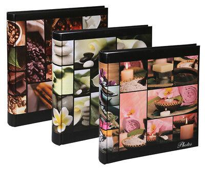 Silent Moments Fotoalbum 30x30 cm 100 Seiten für 600 Fotos Jumbo Album Buchalbum
