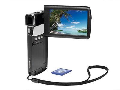 Digitaler Full HD Pocket Camcorder 2 GB Slim Design 2,9 Zoll 4 fach zoom NEU