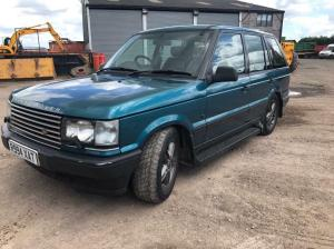 Range Rover 1998 206k good engine and box | in Nottingham