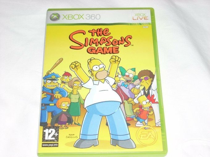 the simpsons game psp emulator