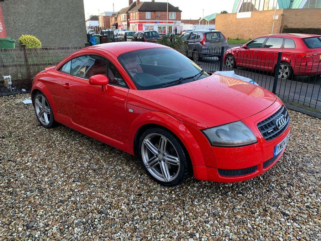 Audi Tt Quattro Mk1 1 8 L Turbo 225 Bhp For Sale In Cheltenham Gloucestershire Gumtree