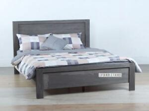 Calgary Ifurniture Queen Bed Frame Starts From 199 Solid Wood