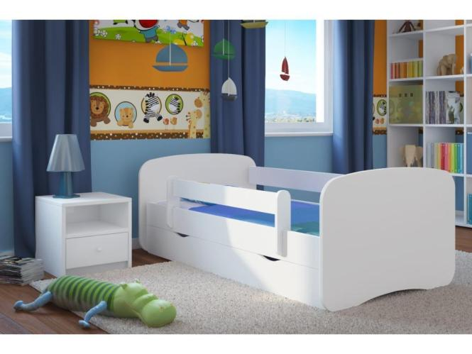 Brand New Kids Bed White Mattress Included Toddler For Or