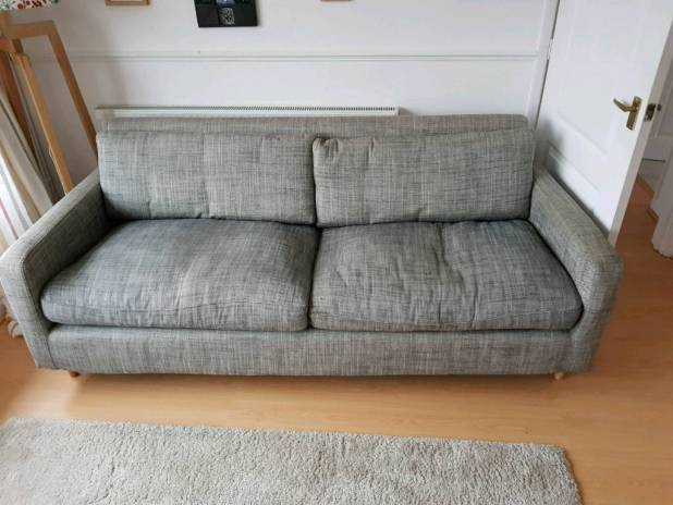 Free 3 Seater Habitat Sofa To Collect