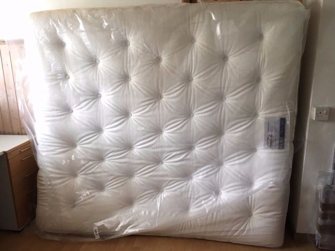 Dreams Enchantment Pocket Sprung 6ft Super King Mattress Firm