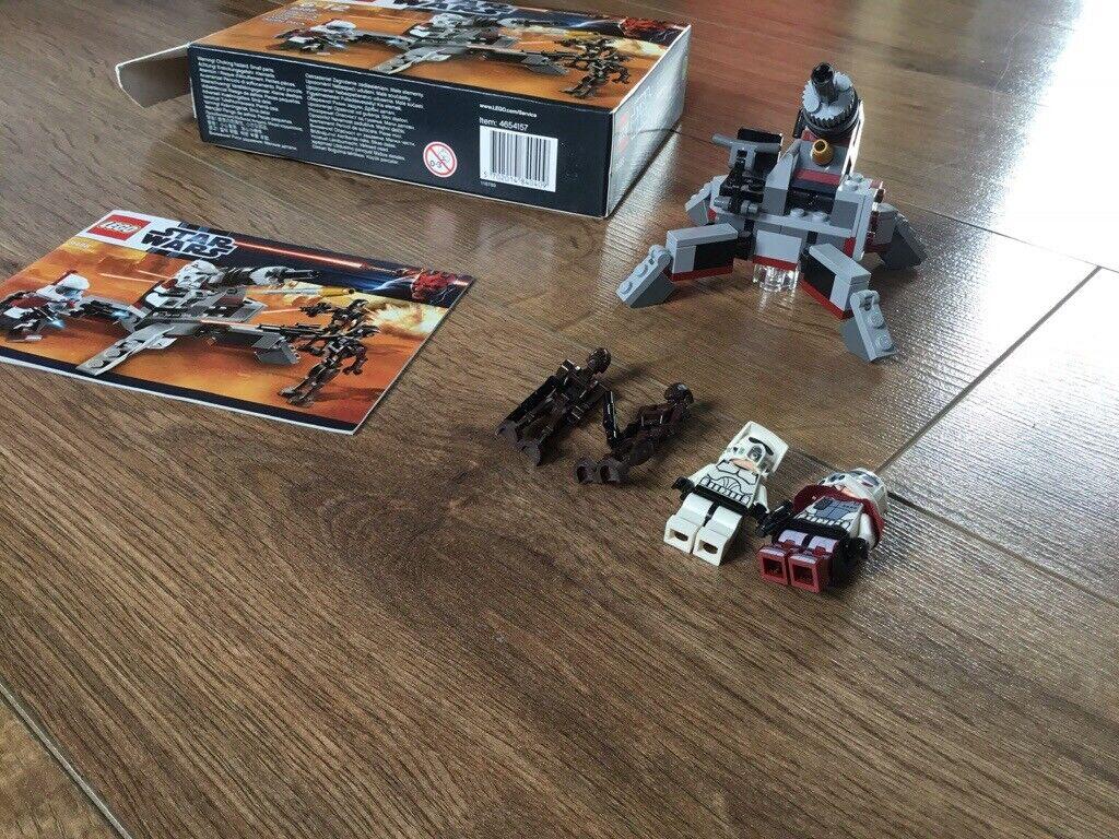 Lego Star Wars Endor Rebel Trooper Imperial Trooper Battle 9489 In Livingston West Lothian Gumtree