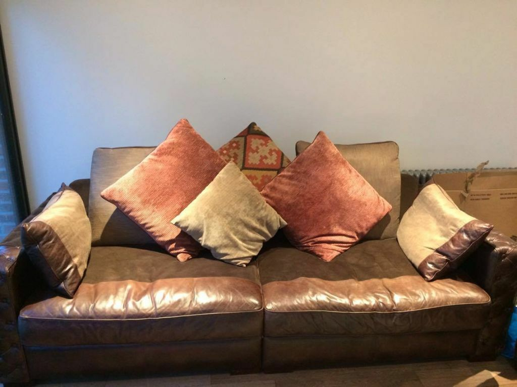 Barker And Stonehouse Large Sofa In Derby Derbyshire