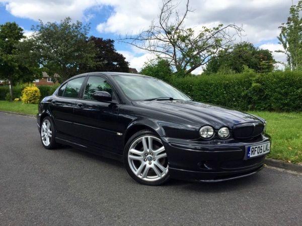 2005 Jaguar X-Type 2.5 V6 Sport (AWD) Full XS BODYKIT   in ...