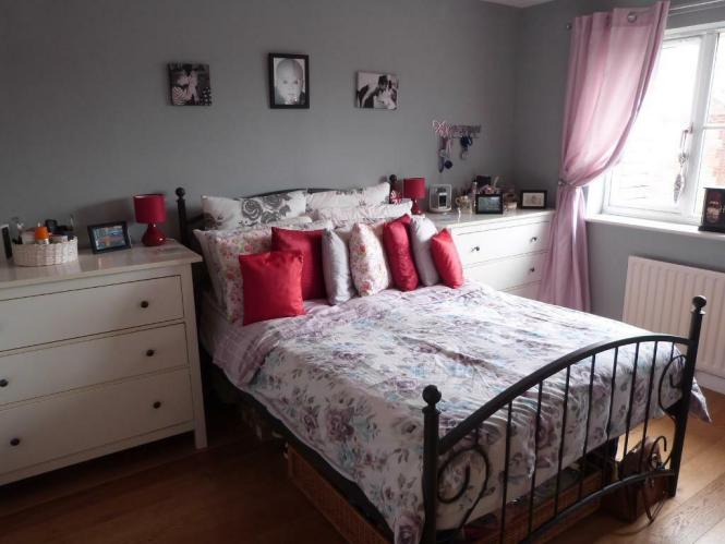 Double Bed 4ft 6 With 3 Year Old Mattress