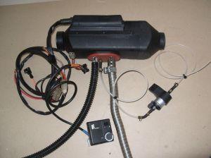 Eberspacher 12volt D1LC Compact Diesel Night Heater for