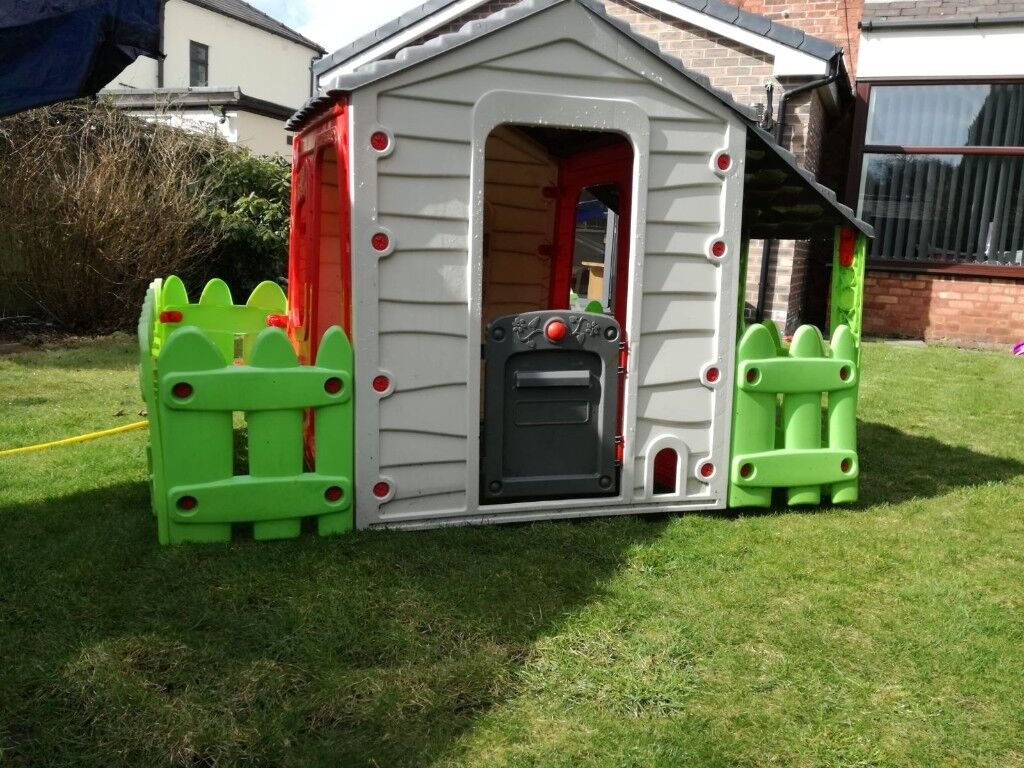 Chad Valley Farmhouse Childrens Playhouse In St Helens Merseyside Gumtree