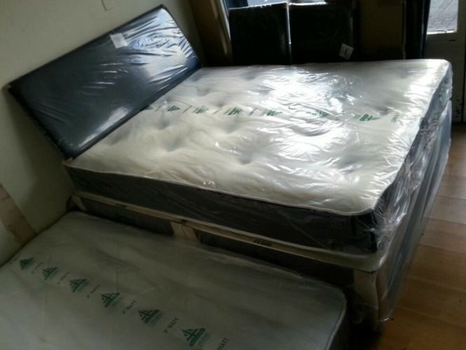 Double Beds With Memory Foam Orthopaedic Mattresses