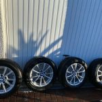 Bmw Winter Wheels Continental Winter Tyres 3 Series F30 31 Will Fit Others In Dunfermline Fife Gumtree