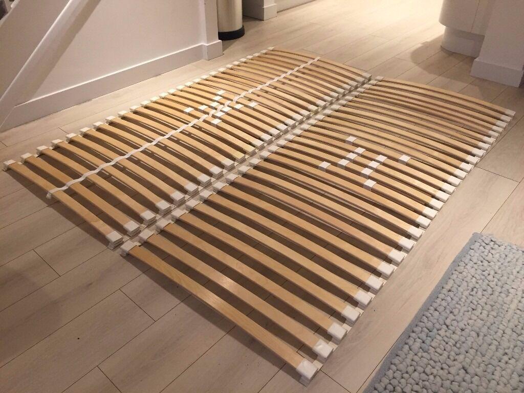 bed slats slatted bed base 160 x 200 cm ikea malm bed on Double Bed Slats id=75805