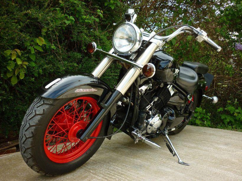 v star classic bobber | Kayamotor co