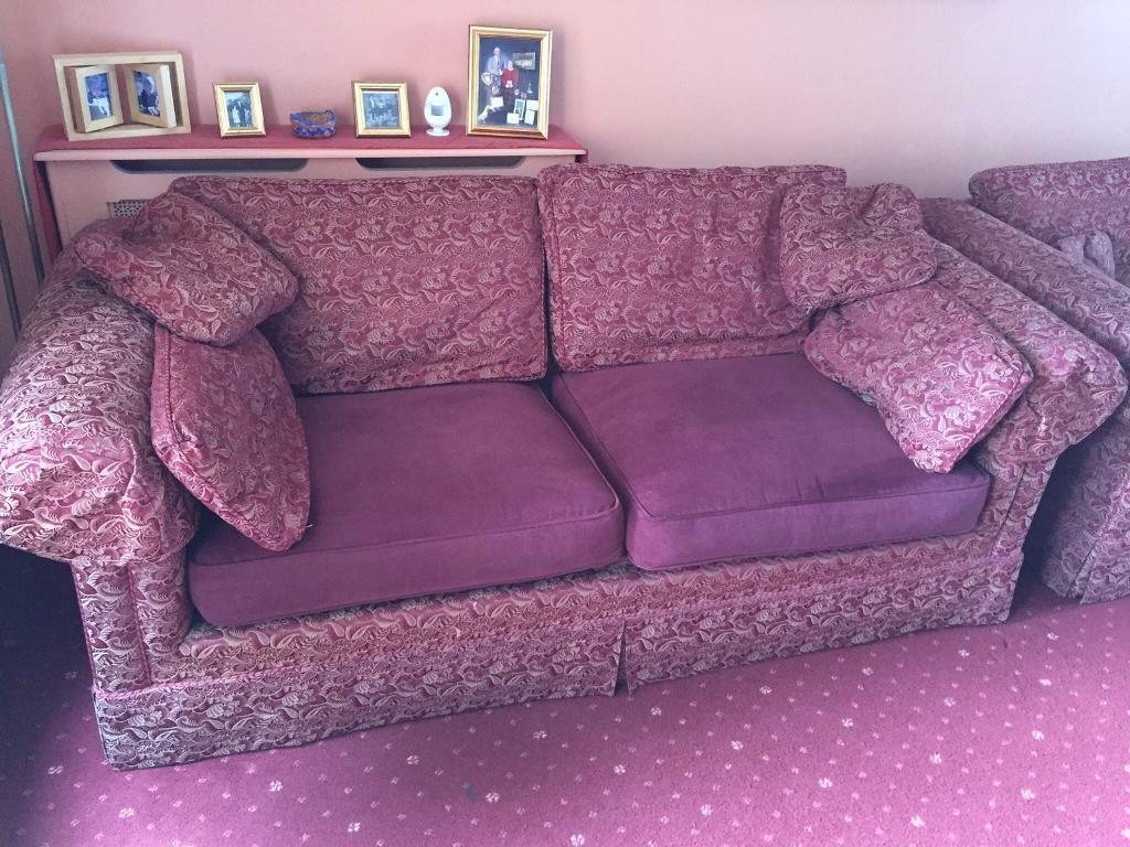 Derwent Canterbury 3 Seater Sofa Bed 2