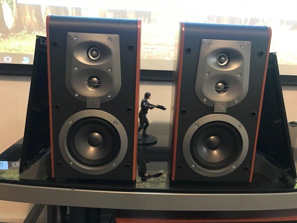 jbl es20 3-way bookshelf speakers | in dagenham, london | gumtree