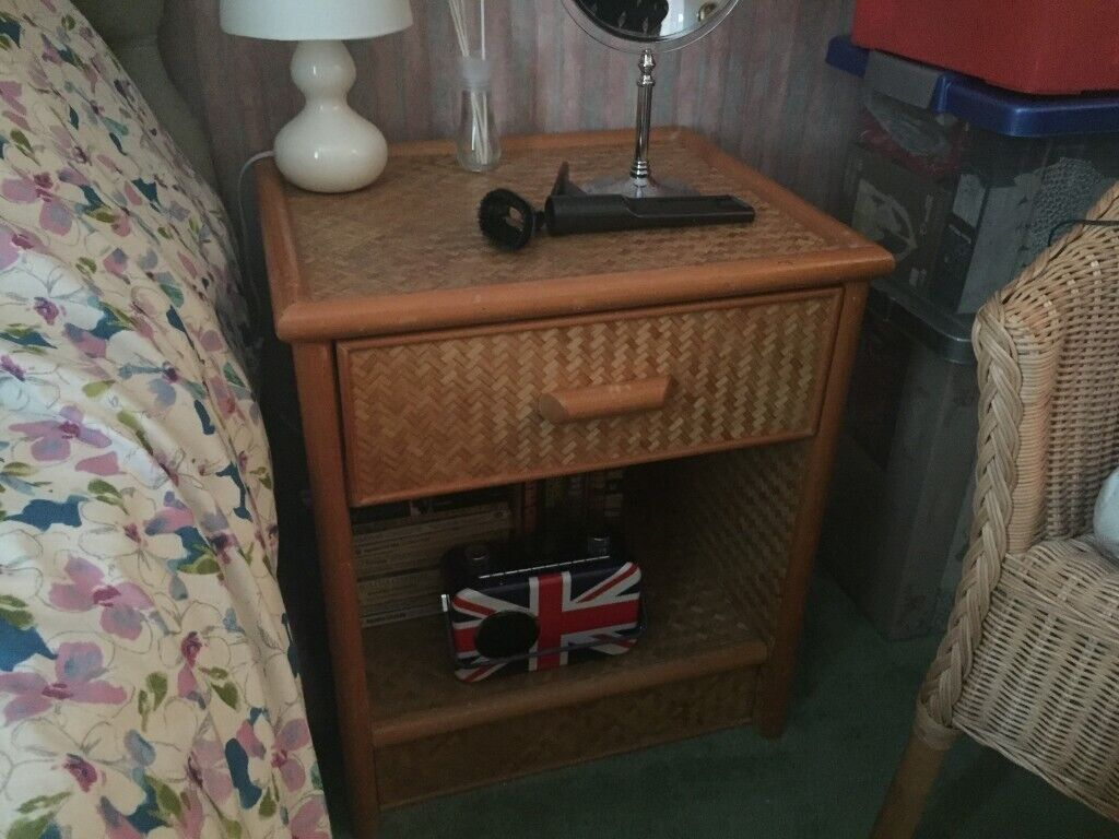 Bedside Cabinet Pickup Only In Morley West Yorkshire Gumtree