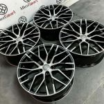 Brand New 19 20 Audi R8 Style Alloy Wheels Gloss Black Also Available With Tyres In Mitcham London Gumtree