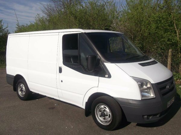 FORD TRANSIT 85 T260 SWB VAN 60 PLATE NO VAT READY FOR ...
