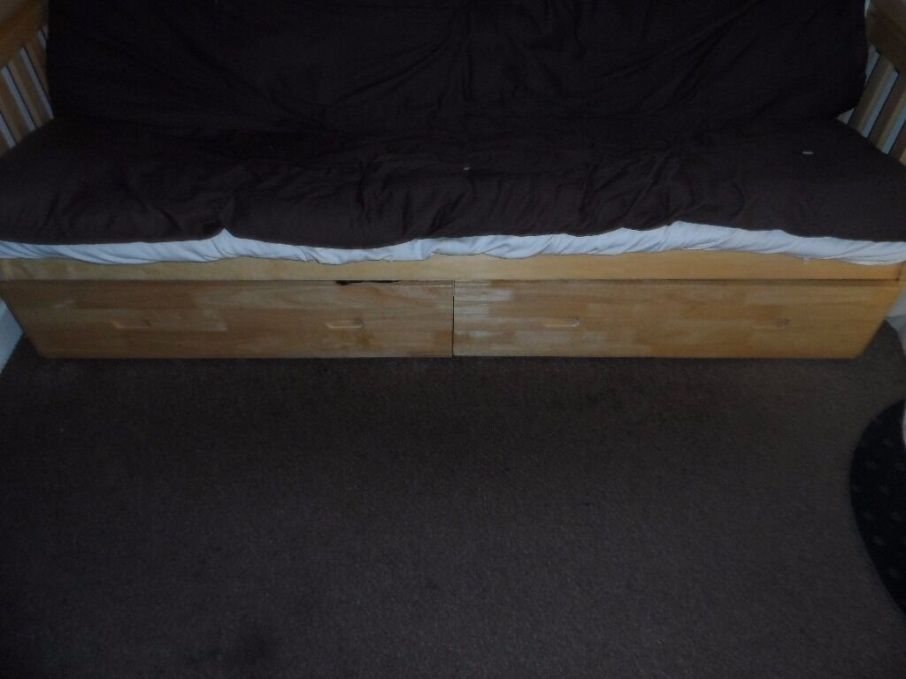 cuba futon sofa bed with underbed storage in southampton gumtree hampshire sofa bed   functionalities    rh   functionalities