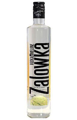 22,13€/L Zalowka Vodka & Melone Likör 0,7 l 21% Wodka mit Geschmack Melonenlikör