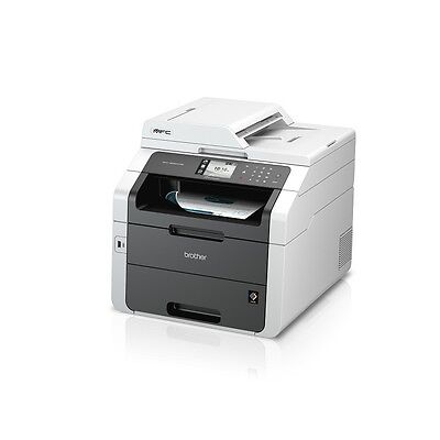 Brother MFC-9332CDW Farblaser-Multifunktionsgerät A4 4-in-1 Drucker Kopierer