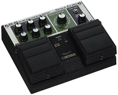 Boss RE-20 Space Echo Effects Pedal for Guitar Brand New Free Ship w/ Tracking
