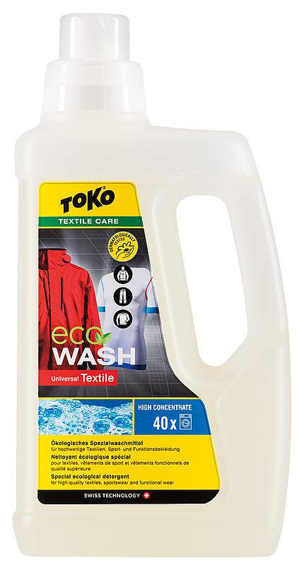 Toko Spezialwaschmittel für Funktionswäsche ECO TEXTILE WASH 1000ml