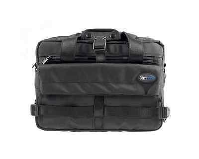 Camrock M10 Fototasche Tasche f. Kamera Blitzgerät Laptop Objektiv schwarz