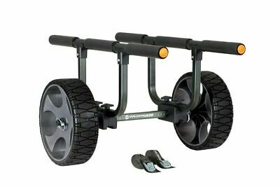 Wilderness Systems Heavy Duty Kayak Cart with Flat Free Wheels- 8070121 NEW