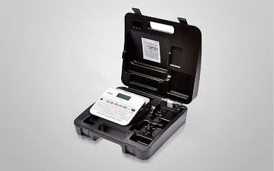 Brother P-touch PT-D400VP Etikettendrucker (PTD400VPZG1) inkl. Koffer