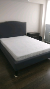 Ikea Queen Size Memory Foam Mattress
