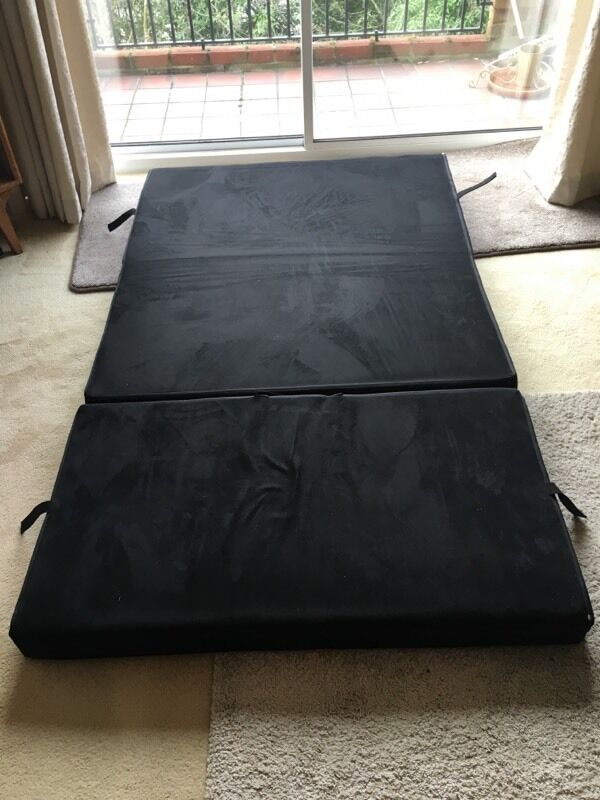 Futon Style Folding Double Mattress Brand New