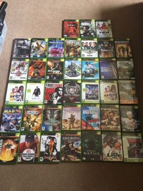 38 original Xbox games   in Bath  Somerset   Gumtree 38 original Xbox games