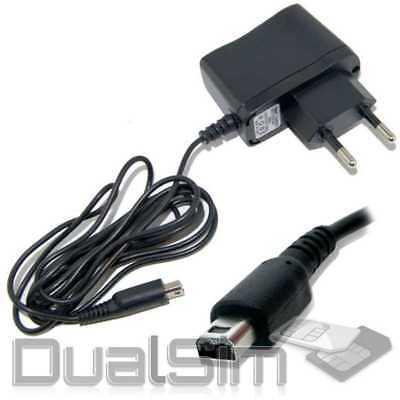 Netzteil für Nintendo DSi 2DS 3DS XL DSi 3DSi DSi XL NDSi Ladegerät Ladekabel