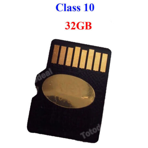JEEMAK 32GB Mini Micro SD Card Flash Karte Klasse 10 SPEICHERKARTE MAR In Camera