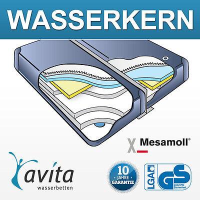 Wasserbettmatratze DUAL SET - Wasserkerne Ein Preis für alle Maße