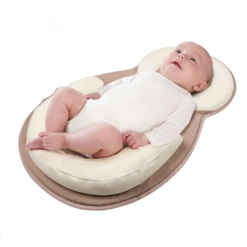 Portable Baby Crib Bassinet Folding Travel Nursery Infant Cradle Sleeping Bed 1