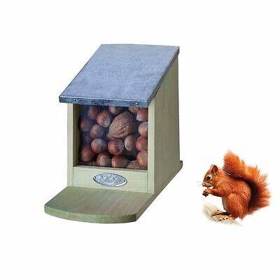 Eichhörnchen-Futterhaus Futterstation WA09 Wildhaus*