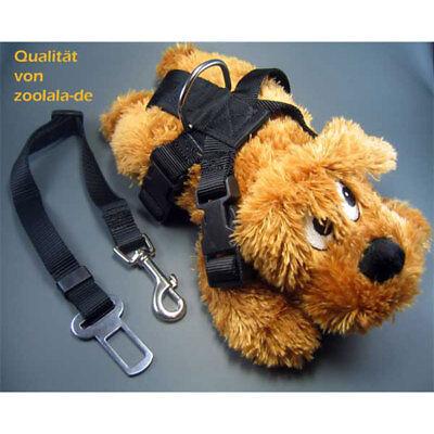 Sicherheitsgurt Hunde Auto Geschirr Adapter Hund Gurtadapter Hunde