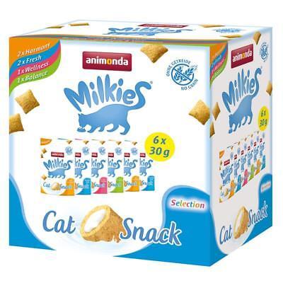 Animonda Snack Milkies Multipack | 6er Katzensnack