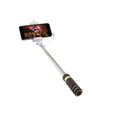 Selfie Stick Stange Teleskop Auslöser Selfiestick Monopod Smartphone iOS Android