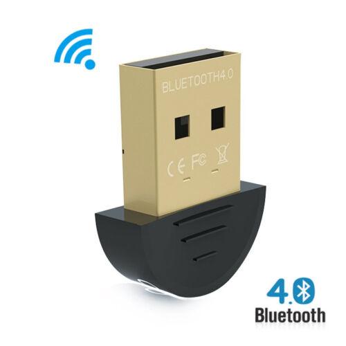 Wireless Dongle CSR 4.0 Mini USB Bluetooth Adapter V4.0 Win Xp /Win7/8/ Telefon
