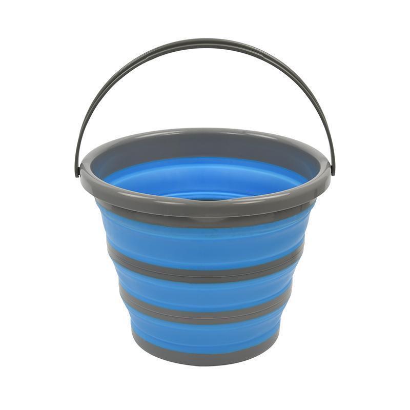 10 Liter Haushaltseimer faltbar Putzeimer Platzsparend faltbarer Wassereimer