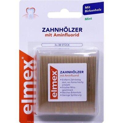 ELMEX Zahnhölzer   3x38 st   PZN5918464