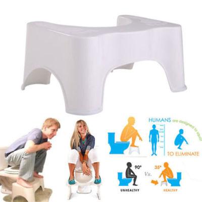 Toilettenhocker Toilettenstuhl Toilettenhilfe WC Schemel medizinischer
