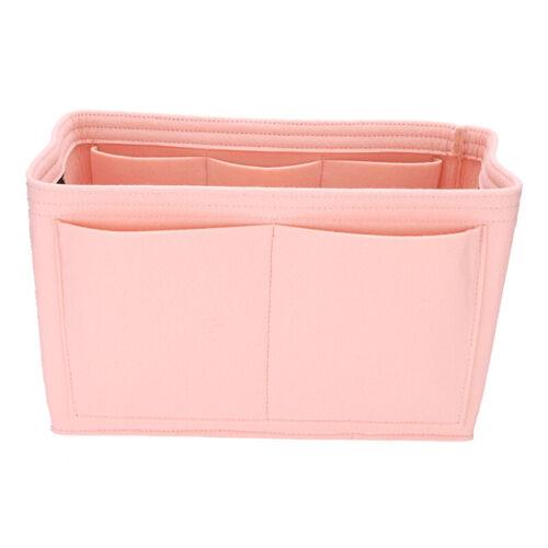 Felt Purse Handbag Organizer Insert - Multi pocket Storage Tote Shaper Liner Bag 8