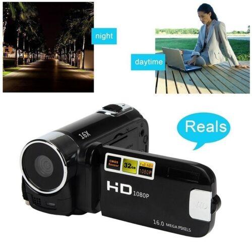 TFT LCD 1080P FULL HD Camcorder Digital Videokamera DV CAMERA Digitalkamera